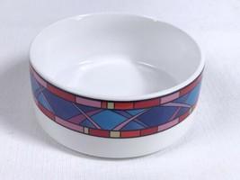 Mikasa FX078 Herald Angel Ceramic Covered Trinket Box Dish  Dan Scannell... - $14.69