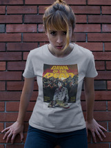 Dawn of the Dead 1978 t-shirt George A Romero Cult Horror zombie graphic tee image 3