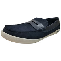 Unlisted by Kenneth Cole Mens Design 30037 Boat Shoes Navy 11 MSRP 70 New - $63.15