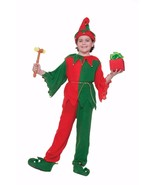 Forum Novelties Santa Clause Elf Christmas Xmas Holiday Child Costume 65488 - $21.99+