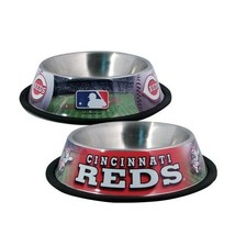 Cincinnati Reds Dog Bowl - $12.87