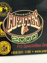 NHL Phoenix Arizona Coyotes VTG Logo Pin From 2000 Season Puck New NOS image 2