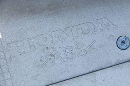 08-13 Acura MDX Rear Hatch Lip Spoiler Wing Garnish w/ Brake Light image 10