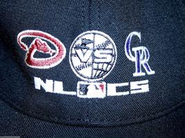 2007 NLCS Baseball Hat Cap D DiamondBacks VS CR Colorado Rockies New Era MLB - $12.88
