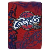 "Cleveland Cavaliers Nba Sports Team 60"" X 80"" Twin / Full Soft Throw Blanket New - $49.95"
