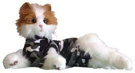 Suitical Cat Recovery Suit - Small / Black Camo - $41.22