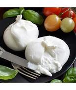 Italian Cheese Burrata - 8 ounces - Semi-Soft Italian Cheese - $49.45