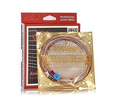 Coated 85/15 Bronze Strings for Acoustic Guitars, Super Light