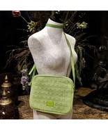 MICHAEL KORS Neoprene Lime Crossbody Tablet Ipad Case 32F2GELC3P - $39.95