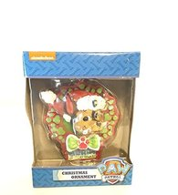Nickelodeon Paw Patrol Chase Collectible Christmas Ornament - $8.90
