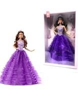Barbie Quinceanera Doll Celebration Of 15th Birthday Mattel New - $29.69