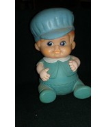 VERY RARE  Rubber Dutch Boy Squeaky Toy.....1900's  (4250.16)  - $35.00