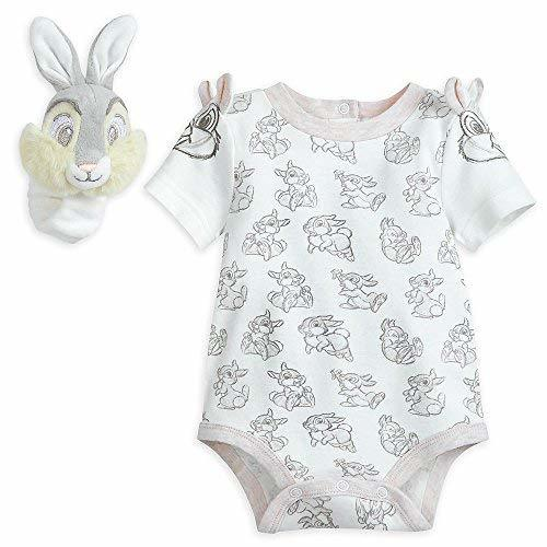 1b5d2913ae2e Disney Thumper Bodysuit and Rattle Layette and 50 similar items