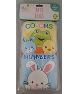 Magic Years 2 Piece Set Bath Books Easter Spring Bunny 0m+ - $9.89