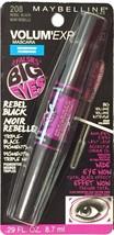 Maybelline Volume Express Mascara 208 rebel black - $5.99