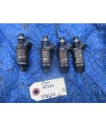 97-01 Honda Prelude H22A4 fuel injector set OEM engine motor VTEC 290cc ... - $99.99