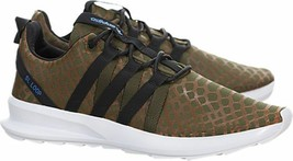 New Adidas SL Loop Men Running Shoes Olive Color Variety Sizes - $89.99