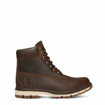 Timberland Men Ankle Boots Brown Green Lace Up Shoes Round Toe - $201.13