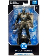 DC Multiverse Batman Earth-44 Dark Nights: Metal McFarlane Toys action f... - $21.95