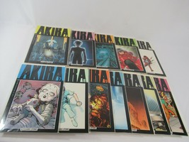 AKIRA #2 3 4 5 6 7 8 9 10 11 12 Epic Marvel Comics 1988 K Otomo Manga Lot NM - £72.17 GBP