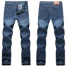 Men's fashion classic wash jeans - $32.64