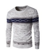 Sweater Male 2018 Men'S Cultivate One'S Morality O-Neck  Leisure Men'S C... - $497,51 MXN+