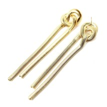 women long chains earrings dangle drop high quality - $14.87