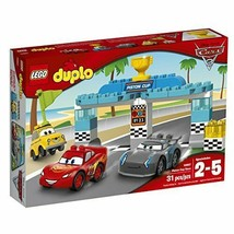 LEGO Duplo Disney Cars Piston Cup race 10857 from Japan - $215.50