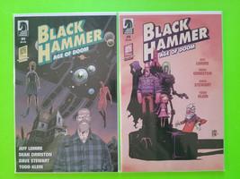 Black Hammer Age of Doom #1 A/B First Print + Variant Set Dark Horse Comics - $17.82