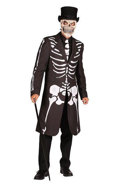 Halloween 2017 - Skeleton - VOODOO  Jacket  , Gents