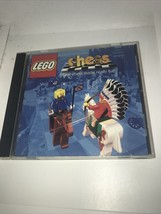 Lego Chess Pc Cd Rom SUPERFAST Dispatch - $10.50