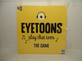 EYETOONS Play That Toon The Game (2016) 4+ Players New Sealed! - $34.54
