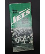 1979 New York Jets Media Guide NFL Shea Stadium - $24.74