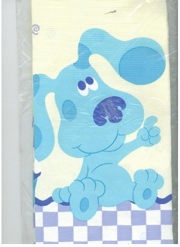 Baby Blue's Clues Tabla Cover 1 Birthday