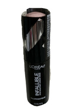 L'Oreal Infallible Longwear Shaping Stick Highlighter #41Slay In Rose New - $7.82