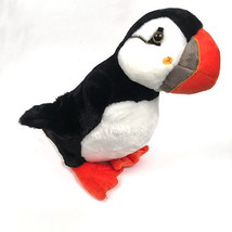 Plush Puffin Toy Bird Stuffed Animal - $13.95