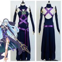Fire Emblem Awakening/Fates Aqua Azura Dark Cosplay Suit Outfit Costume Dress - $76.07+