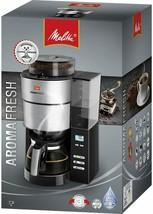 Melitta 1021-21 Coffee Maker Of Drip 1000 W 42.3oz Steel Inoxidable.automático - $320.92