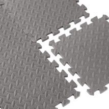 Cap Barbell Equipment Mat 12-Piece Puzzle (12 X 12 X 1/2-Inch) - $18.27