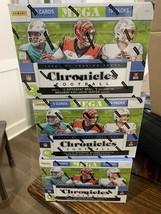 2020 Panini NFL Chronicles Football Trading Card Mega Box (Lot of 3)  - $190.00