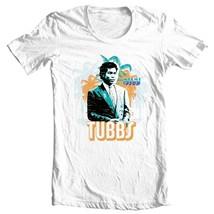 Miami Vice Tubbs T-shirt Free Shipping 1980's retro TV show cotton tee NBC224 image 2