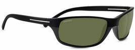 Serengeti PISA Black / Polarized 555nm Green Sunglasses 8279 62mm - $195.51