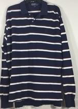 Polo Ralph Lauren Men's L/S Striped Shirt Multicolor Sz XL w/ Brown Pony... - $17.99