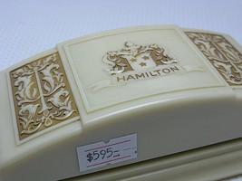 HAMILTON WILSHIRE VINTAGE NICE WATCH IN BOX image 2
