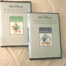 Walt Disney Treasures The Chronological Donald Vol 3 & 4 DVDs Special Offer  - $60.00
