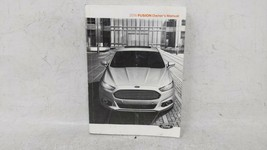 2016 Ford Fusion Owners Manual 52787 - $27.30