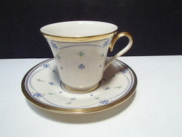 Lenox Chateau Cup & Saucer  ~~~ PRICE DROP - $12.99