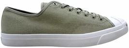 Converse JP Jack OX Pale Grey/White 159671C Men's Size 11 - $39.87