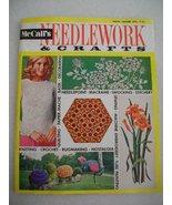 McCall's Needlework & Crafts {Spring-Summer 1972} [Unknown Binding] - $5.95