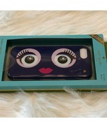 Women's Kate Spade Jeweled Monster iPhone Hard Shell Case sz iPhone - $21.17